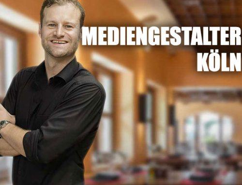 Mediengestalter Köln bietet grafischen Support