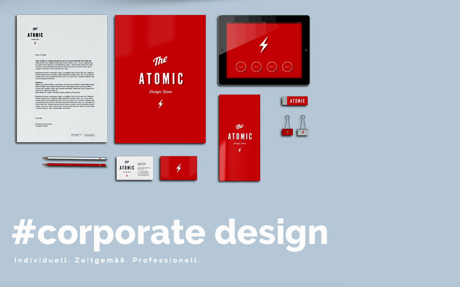 Corporate Design Tipps