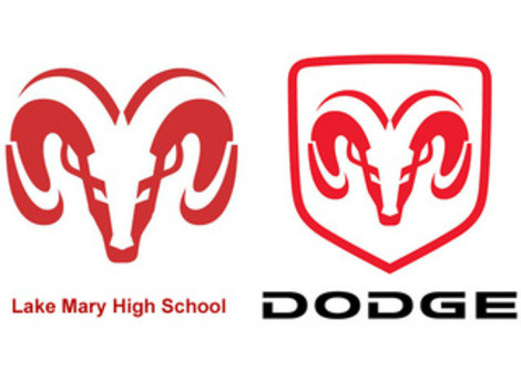 Logodesign dodge