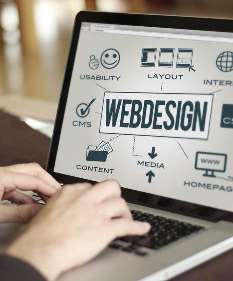 Webdesign vom Kölner Mediengestalter