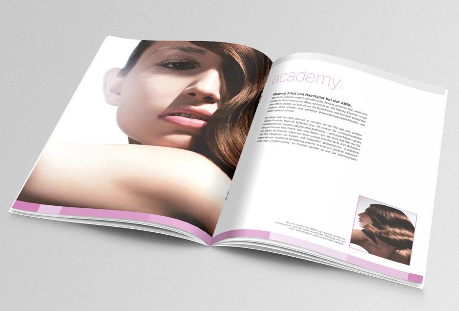 Kölner Mediendesigner erstellt Imagebroschüre im neuen Design