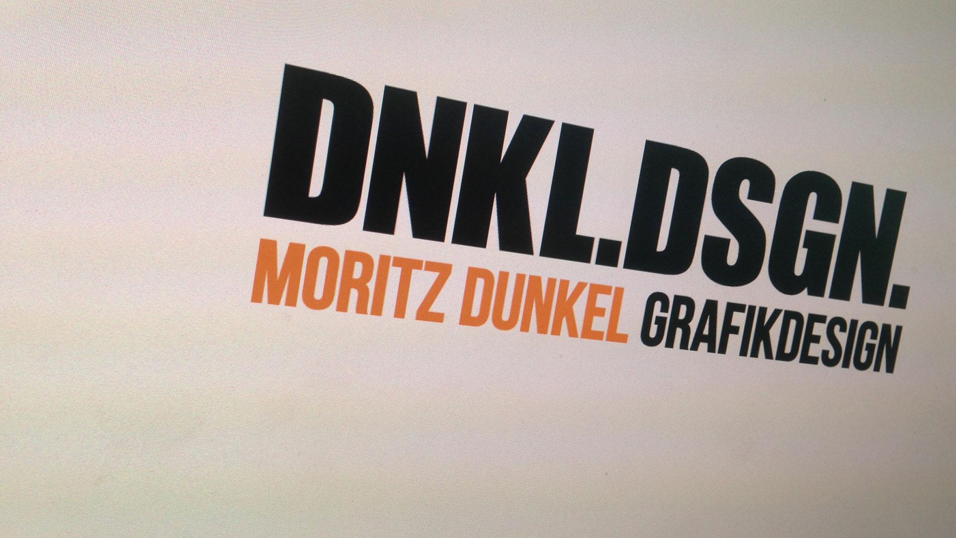 DNKL.DSGN. Moritz Dunkel Grafikdesign Köln