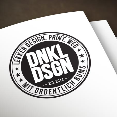Individuelles Logodesign von Moritz Dunkel