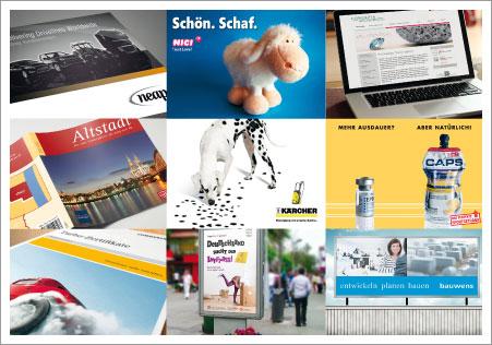Grafikdesign Moritz Dunkel Imagebroschüre Referenzen