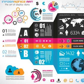 Infografiken-Design vom Kölner Webdesigner Moritz Dunkel