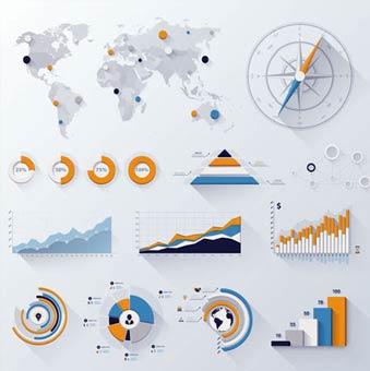 Infografiken Gestaltung vom Infografiker Moritz Dunkel, Köln