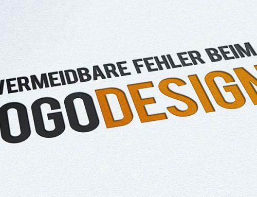 Logo-Design: 10 vermeidbare Fehler