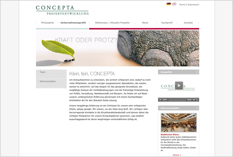 mediendesign-fuer-concepta-projektentwicklung-webdesign
