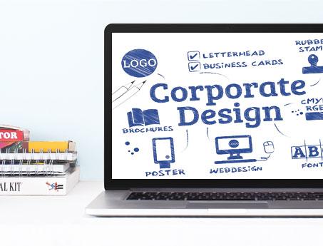 Corporate Design vom Kölner Grafikdesigner