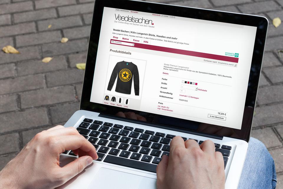 Webdesigner Köln: Kreativ. Kompetent. Zuverlässig.
