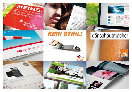 Grafikdesign Moritz Dunkel Imagebroschüre Portfolio