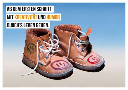 Grafikdesign Moritz Dunkel Imagebroschüre Innenseite