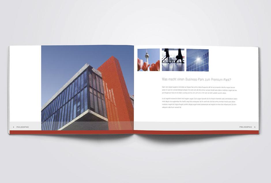 Broschüren-Umsetzung von Moritz Dunkel, freiberuflicher Grafikdesigner aus Köln