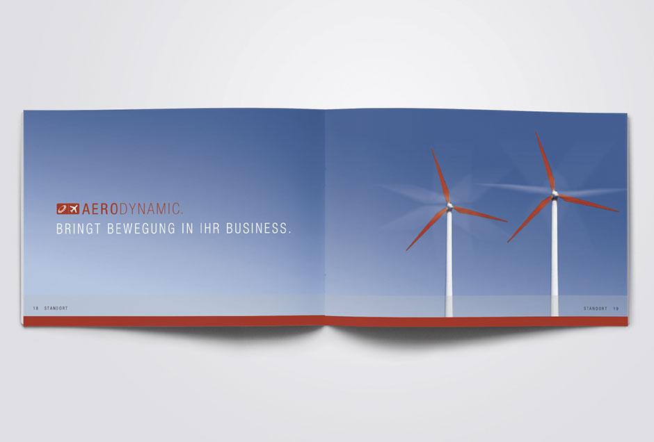 Broschürengestaltung von Moritz Dunkel, Kölner Grafiker