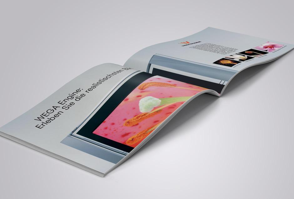 Design Broschüre Köln