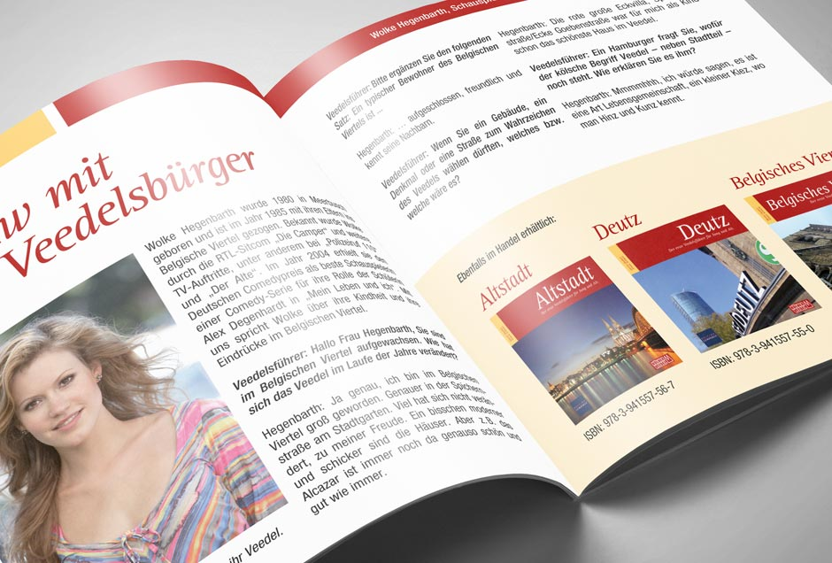 Reiseführer Gestaltung vom Kölner Mediendesigner