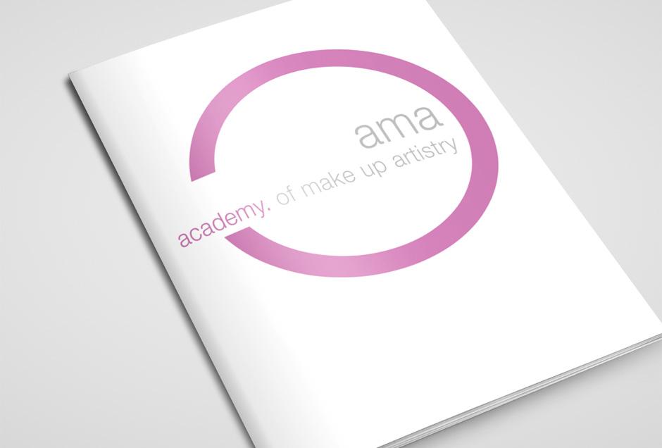 Grafikdesign Imagebroschüre