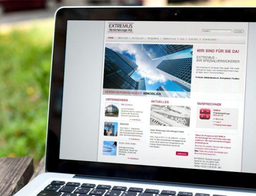 Web-Design Extremus