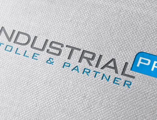 Gestaltung Firmenlogo Industrial PR