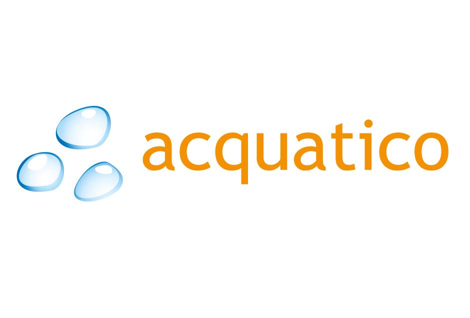 Logodesign für einen Wasser Aufbereiter