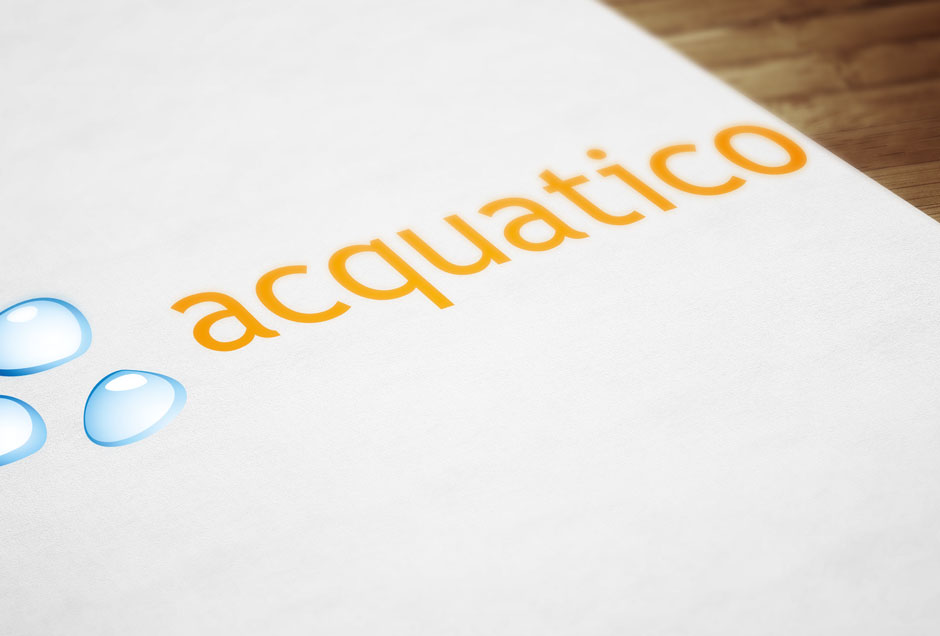 Neues Logo für aquatico