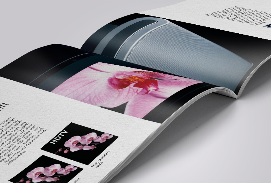Broschüre Gestaltung vom Kölner Grafikdesigner