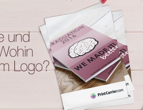Wo ist der richtige Platz für mein Logo