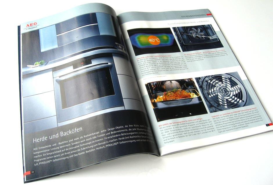Katalog Gestaltung Köln