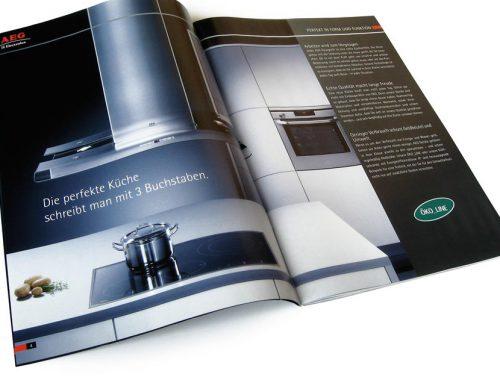 Katalog Gestaltung AEG