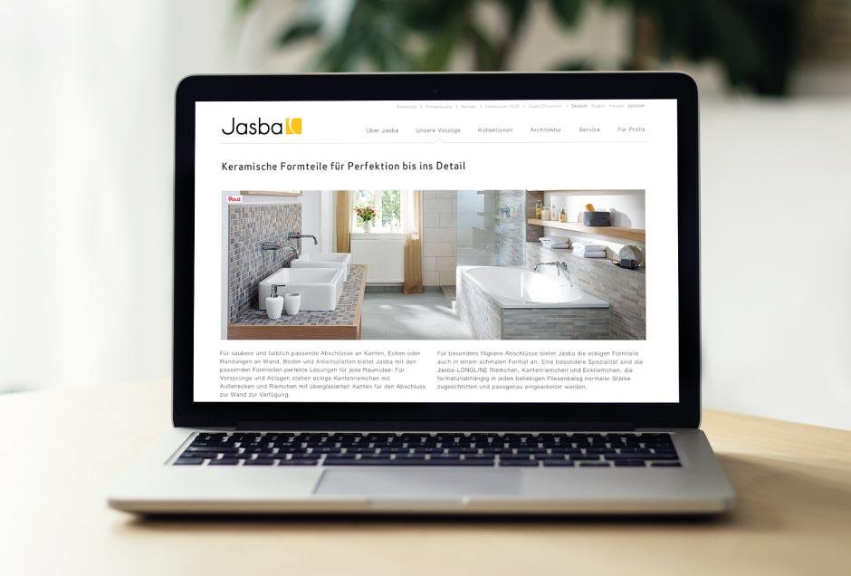 Screendesign und Umsetzung vom Kölner Webdesigner
