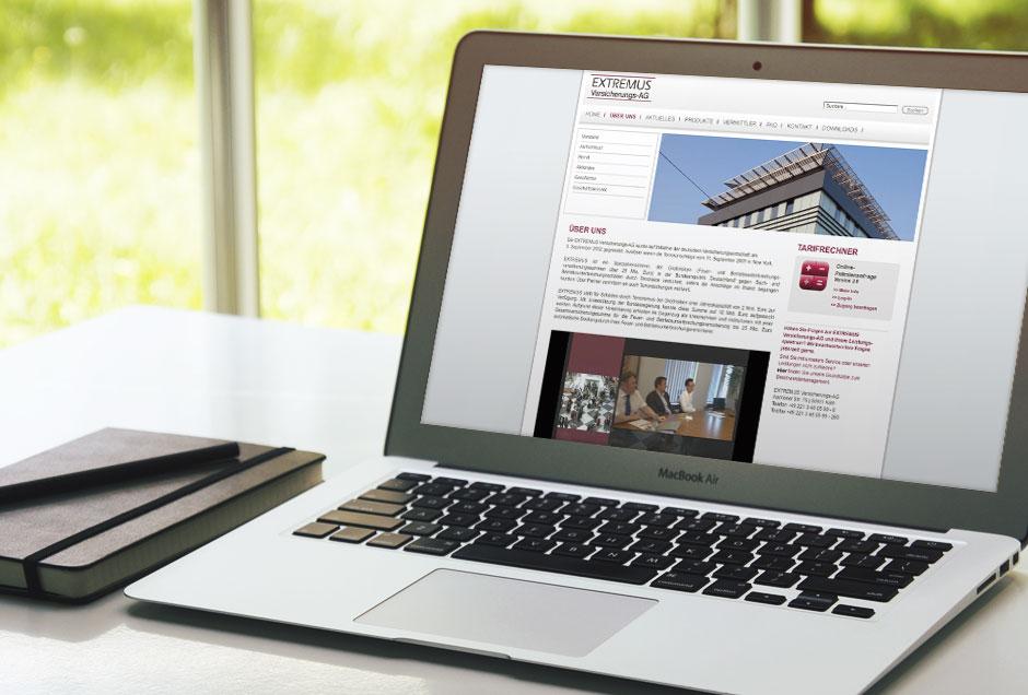 Web-Design vom Kölner Web-Designer