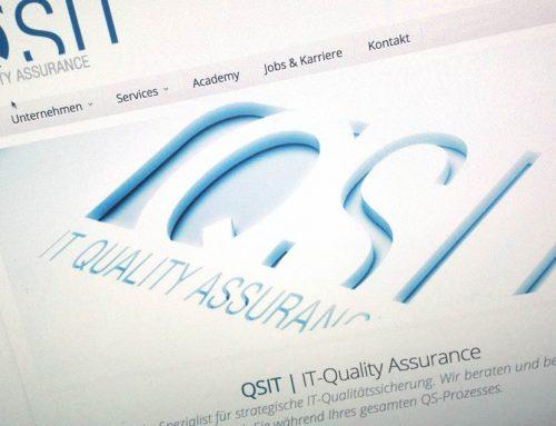 Web-Gestaltung QSIT