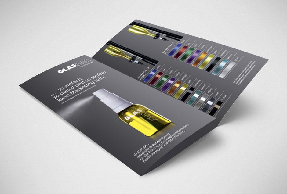 Prospekt-Design vom freiberuflichen Grafikdesigner aus Köln