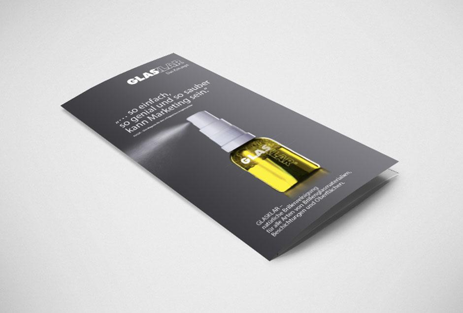 Prospekt Gestaltung vom Design-Profi