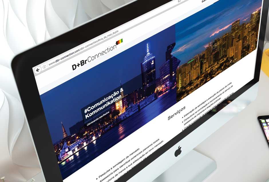 Neue Web-Gestaltung für die Kommunikationsagentur