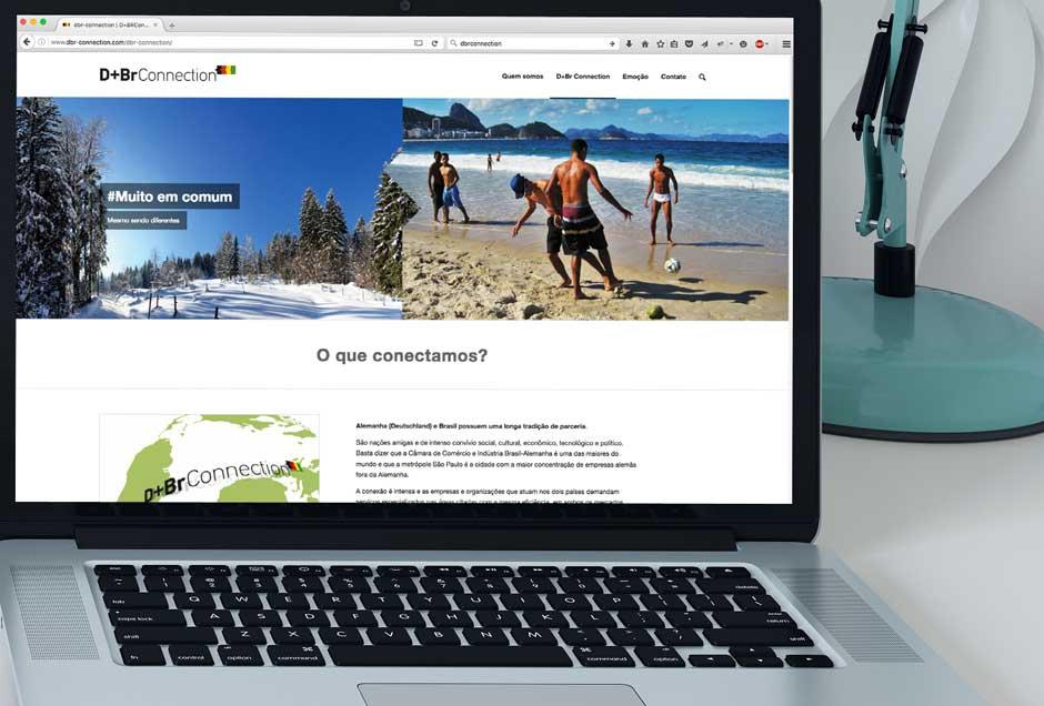 Neue Website für die Werbeagentur