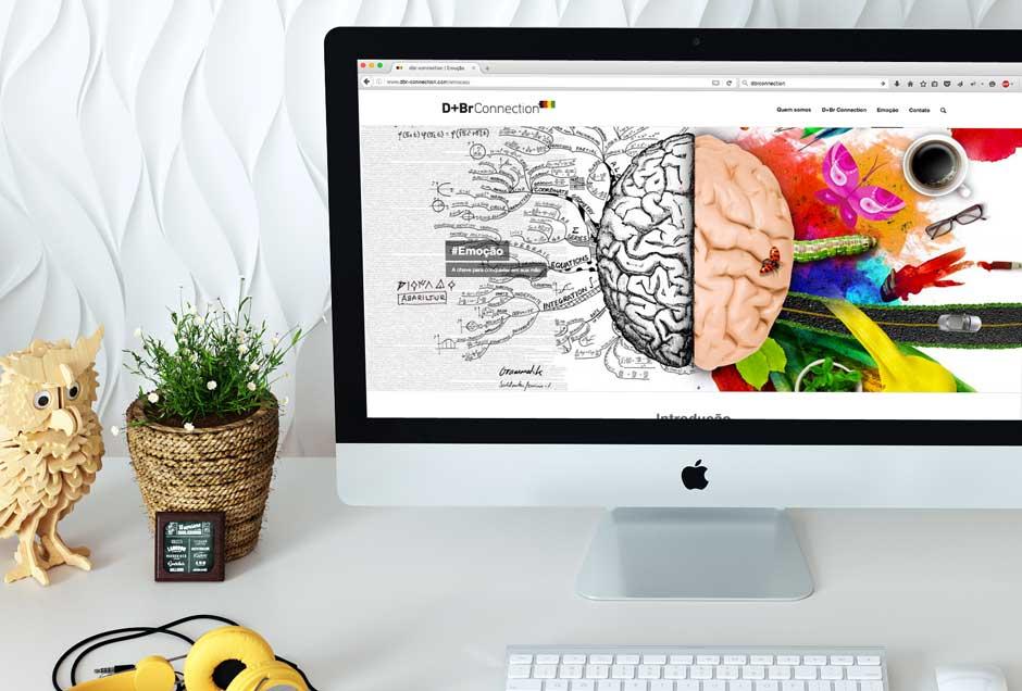 Website-Entwicklung für die Kommunikationsagentur