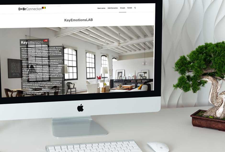 Neues Web-Design für die Werbeagentur