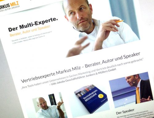 Website Erstellung MM