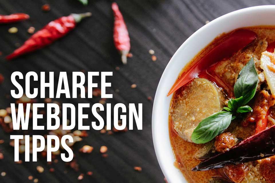 Scharfe Webdesign Tipps von Moritz Dunkel Grafikdesign
