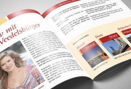 Broschüren Erstellung Köln