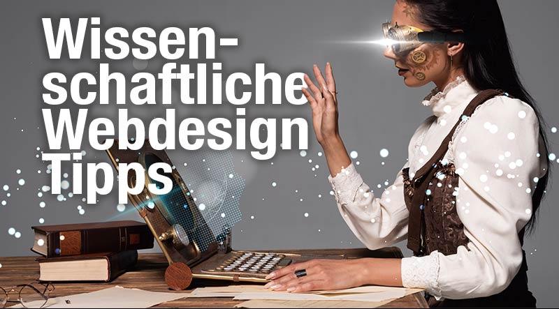 webdesign tipps wissenschaft koeln