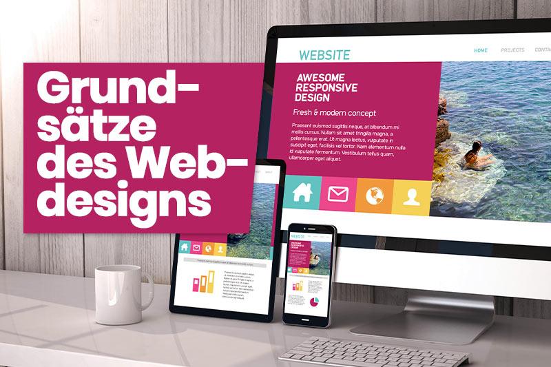 webdesign grundsaetze